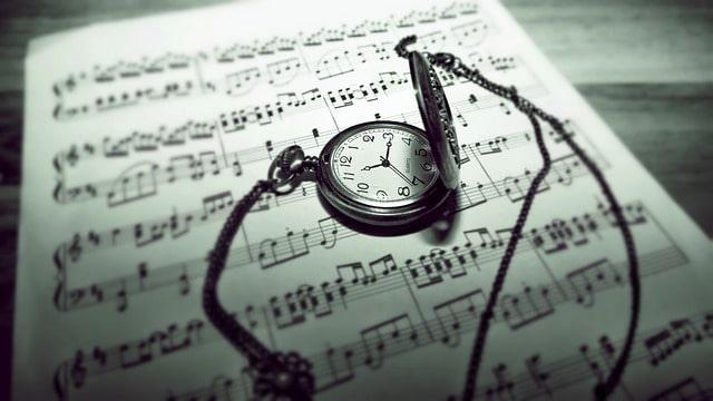 小節数 楽譜 バンド用語